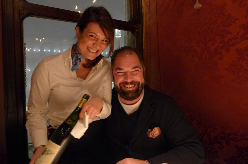 Myriam et Raffaele Alajmo © GP
