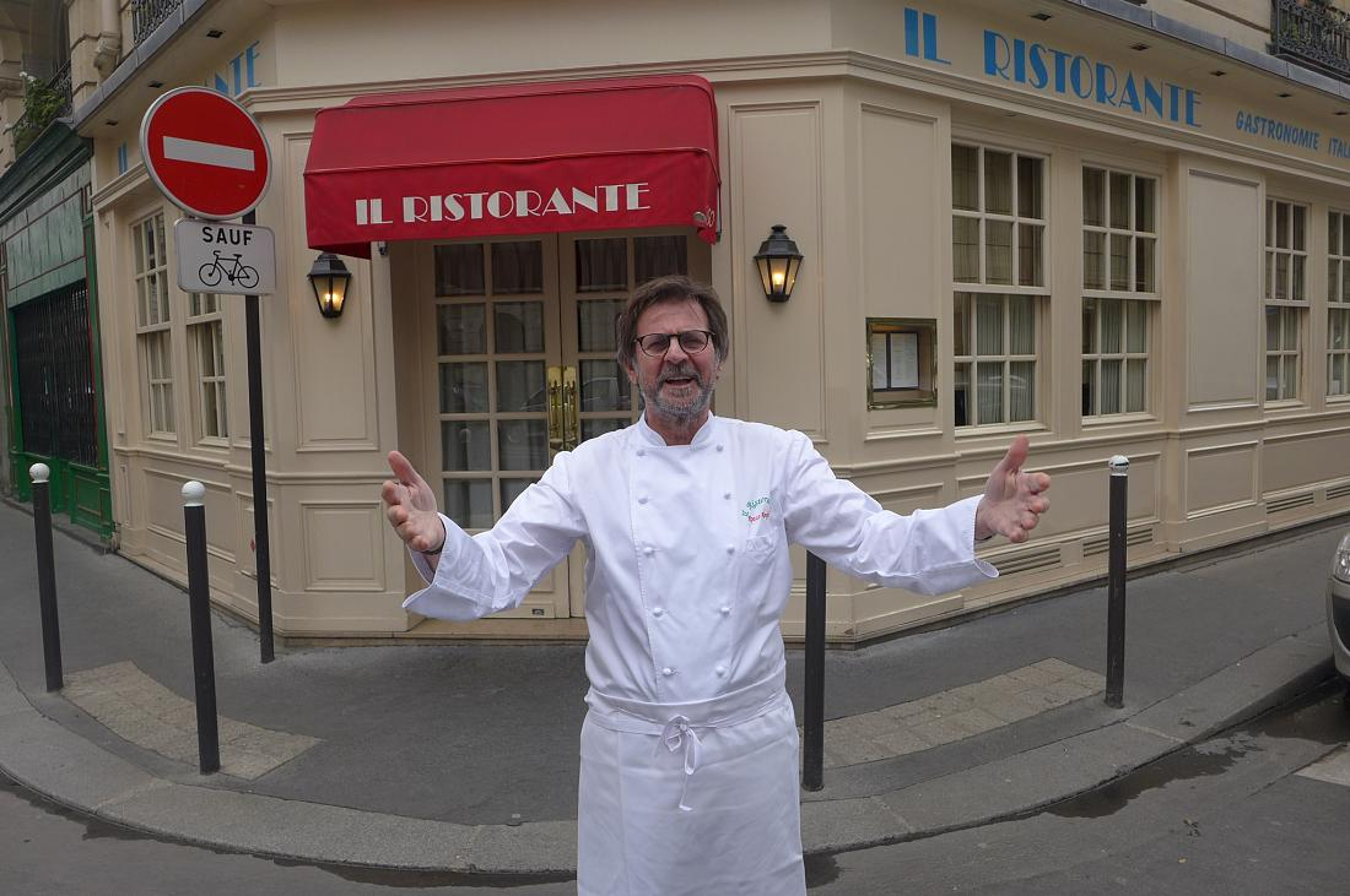 Il ristorante restaurant italien paris 17e les folies - Restaurant italien porte maillot paris 17 ...