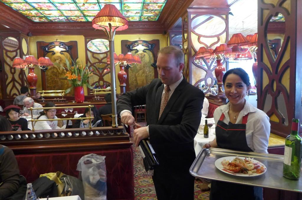 Grand Café Capucines, restaurant Paris 9e - le Maxim\'s des budgets ...