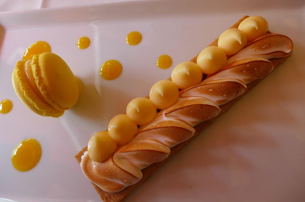 Tarte au citron ©GP