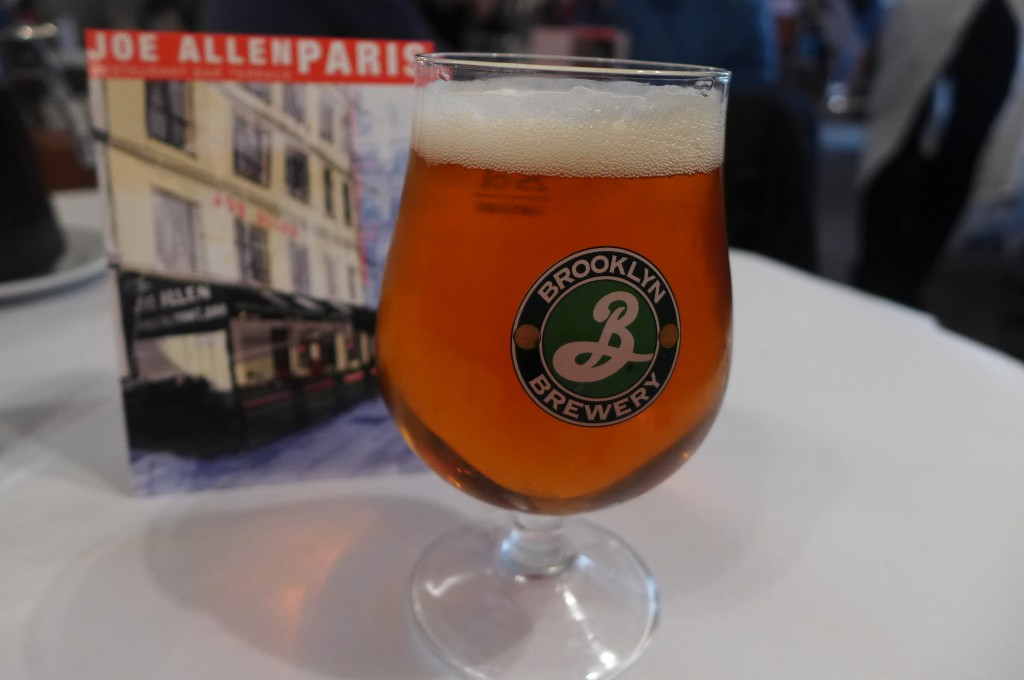 Bière de Brooklyn © GP