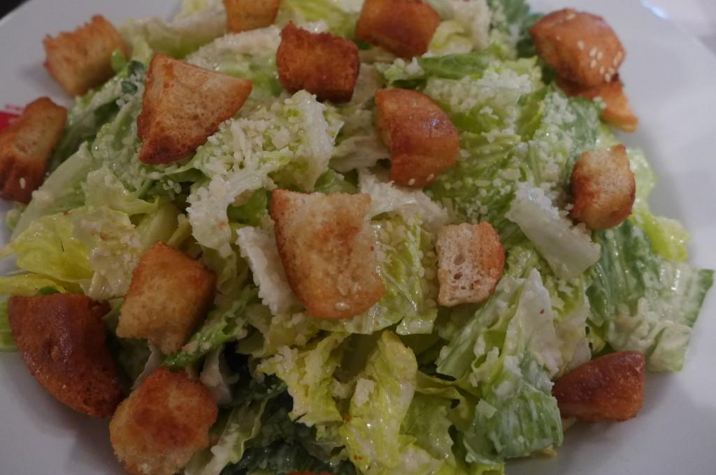 Salade César © GP