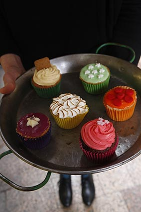 Cupcakes © Maurice Rougemont