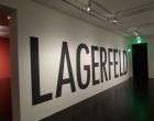 Lagerfeld au musée © GP