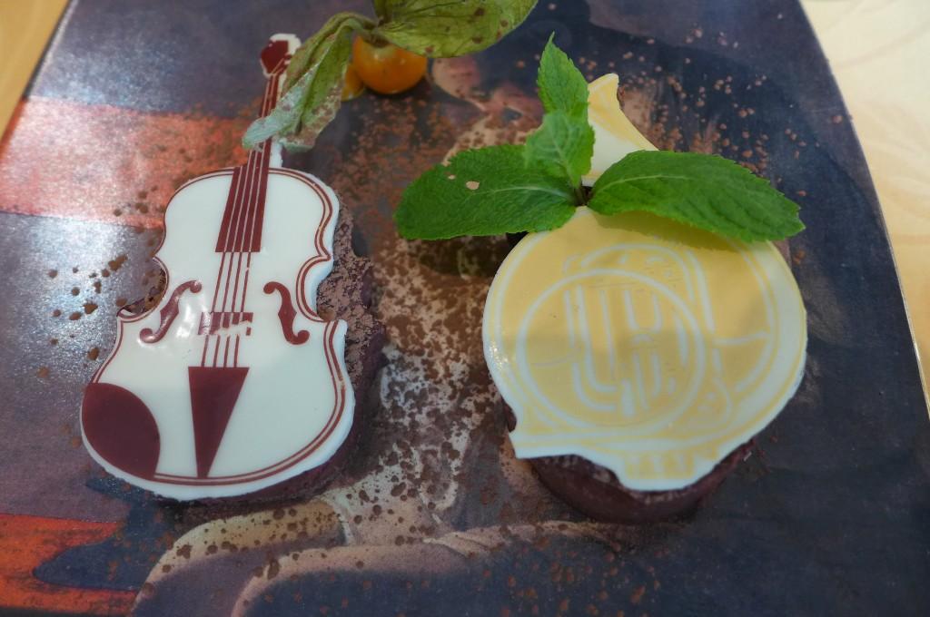 Symphonie au chocolat © GP