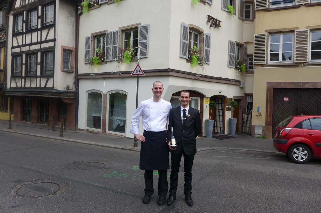 Guillaume Scheer et Michaël Wagner © GP