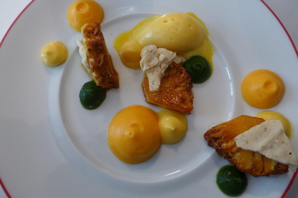 Ananas caramélisé © GP