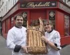 Priscillia et Sébastien Hayertz - Boulangerie Raphaëlle – Paris 18e  © Maurice Rougemont