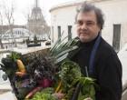 Joël Tiébault - Les Légumes de Joël - Paris 16e © Maurice Rougemont