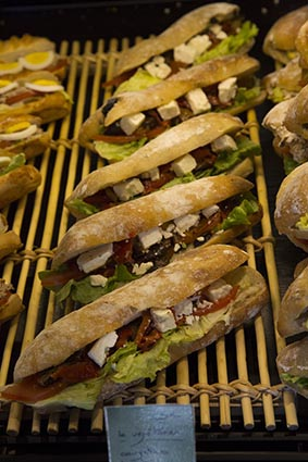 Sandwiches © Maurice Rougemont