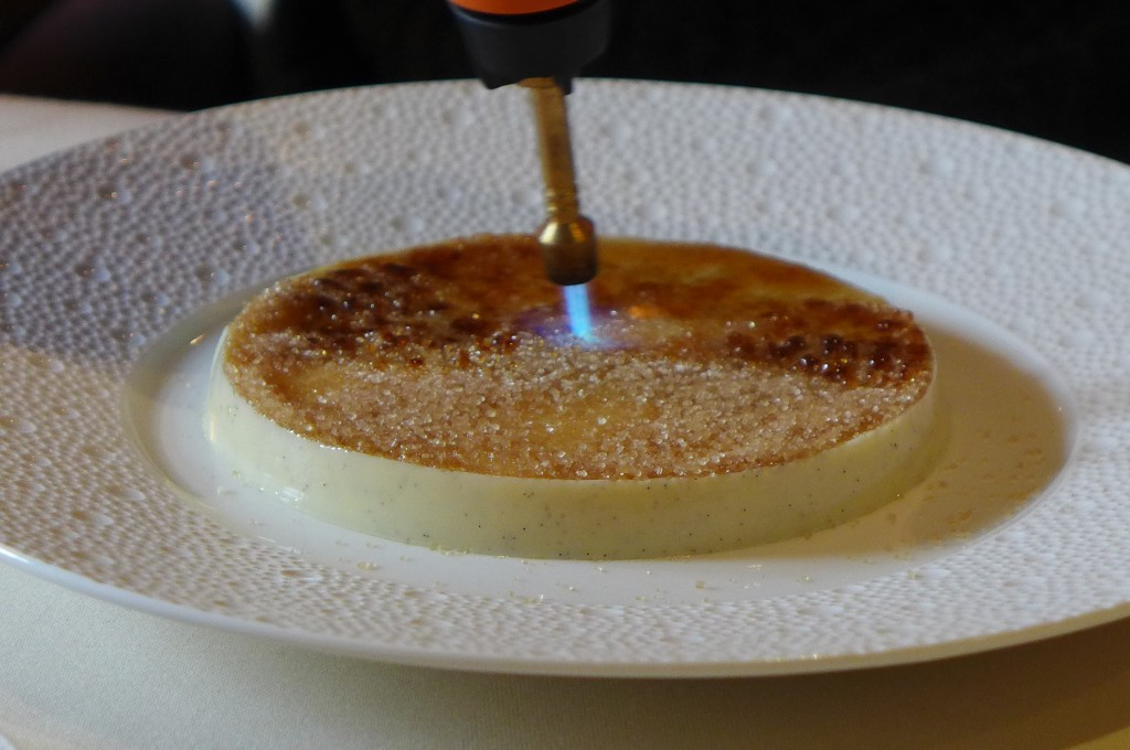 Crème brûlée © GP