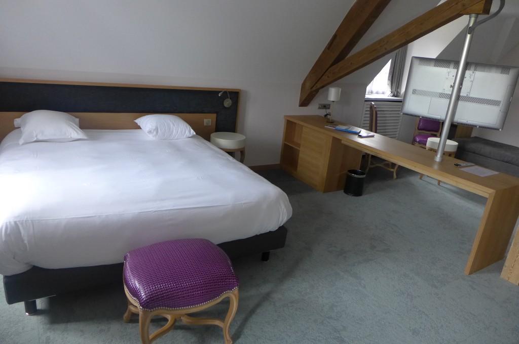Une nouvelle chambre ©GP