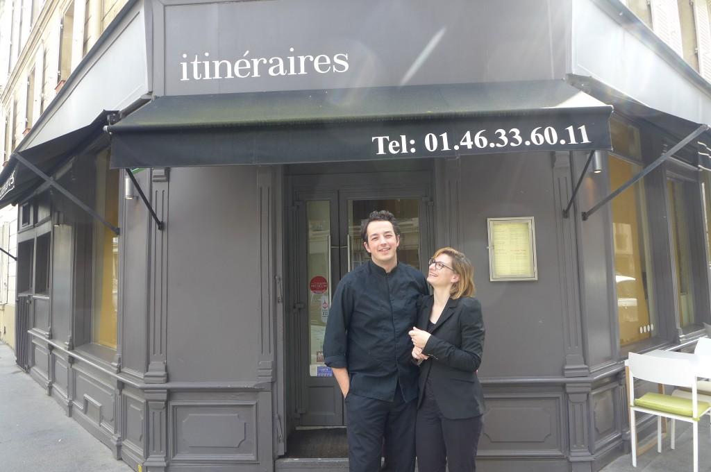 Sylvain et Sarah Sendra © GP