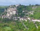 Le site de Rocamadour © GP