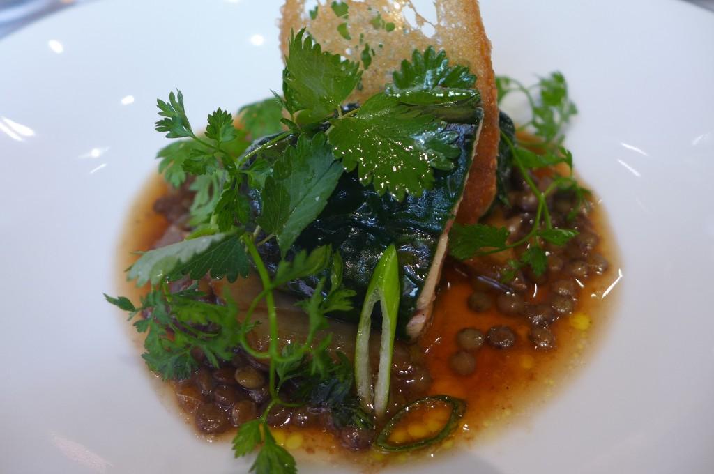 Foie gras plié © GP