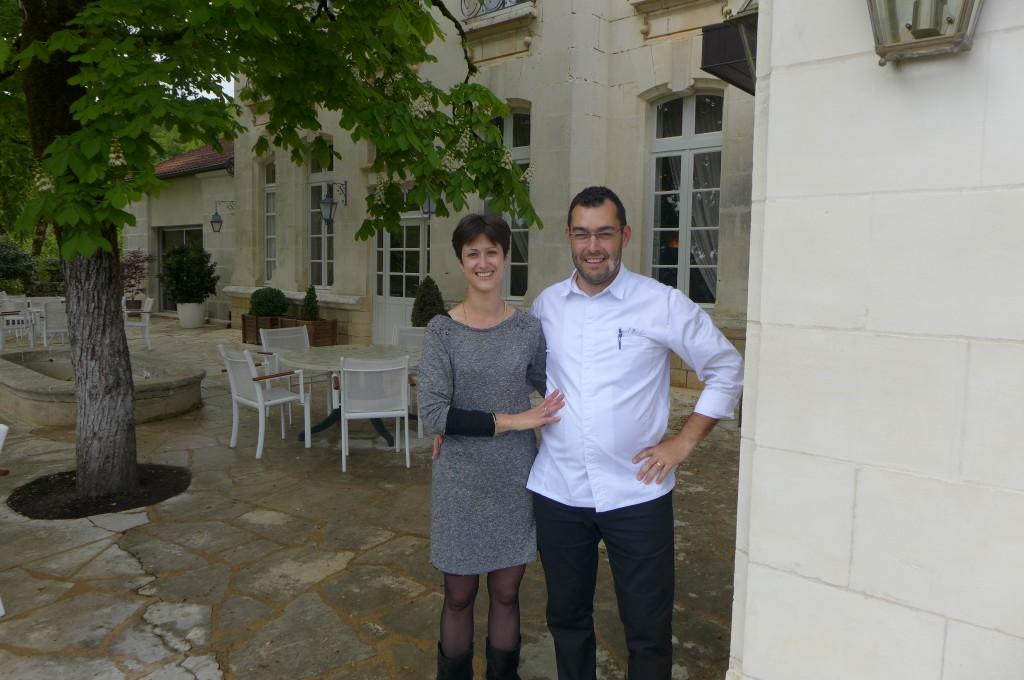 Sandrine et Pascal Bardet ©GP