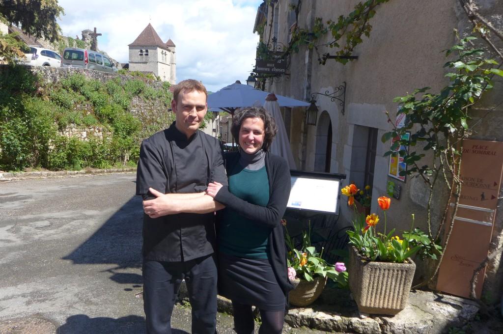 Benoît et Marion © GP
