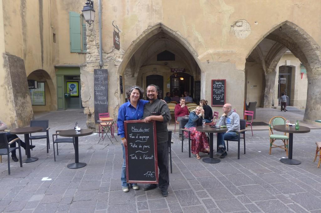 Paolo et Olivier Pierpaoli © GP