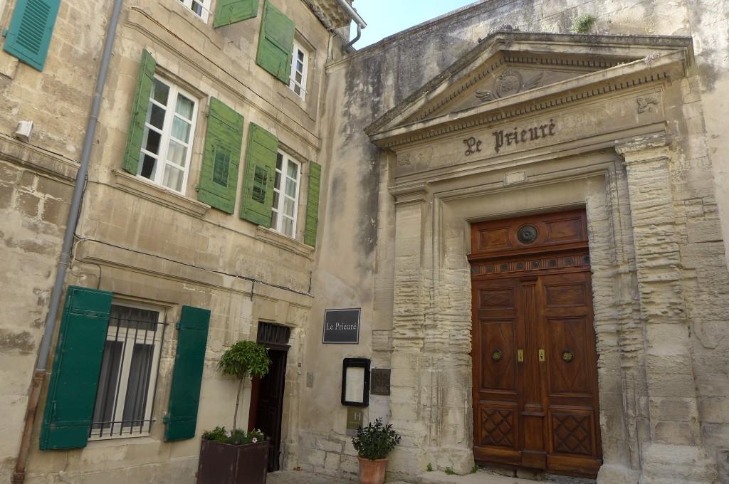 La façade ancienne © GP