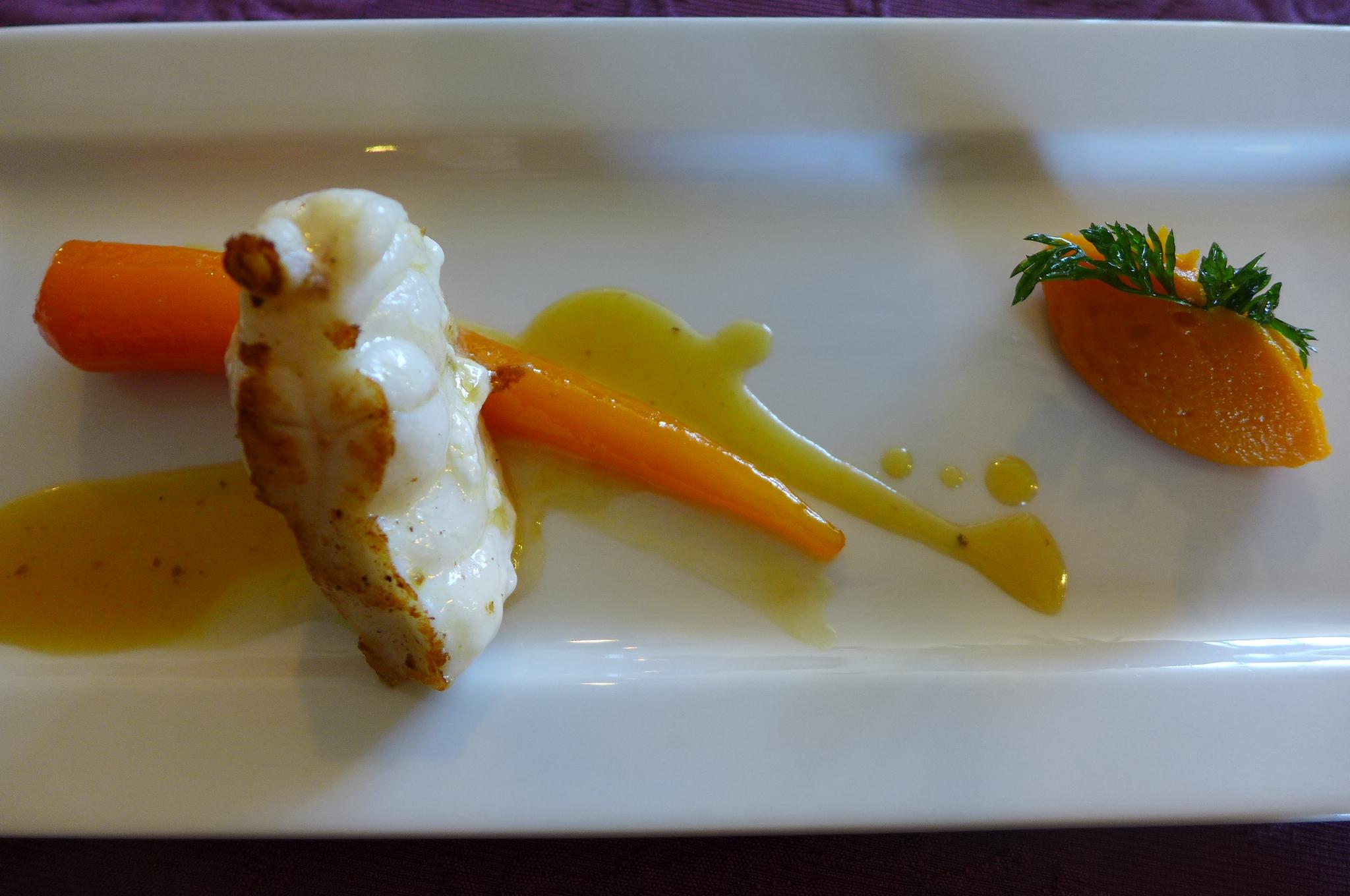 Lotte et carottes - Entre vignes et garrigues ...