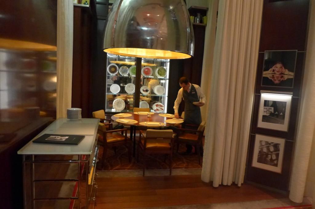 La cuisine au royal monceau restaurant paris 8e du for Restaurant la cuisine royal monceau