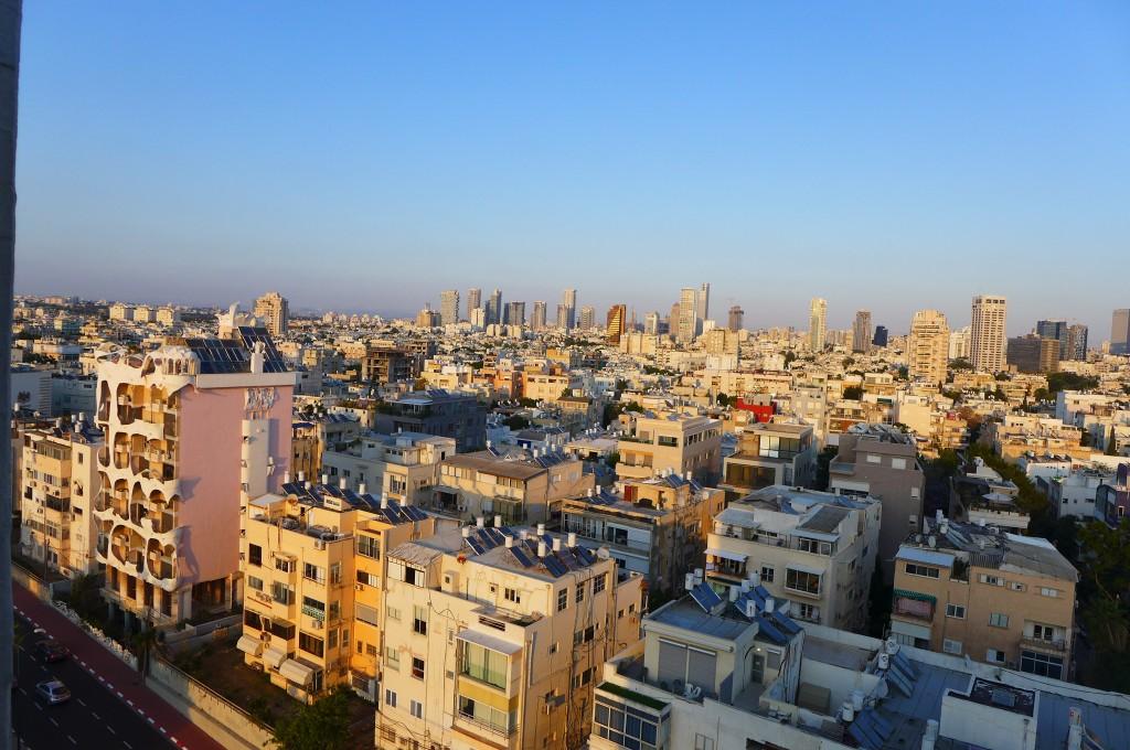 Vue sur la ville © GP