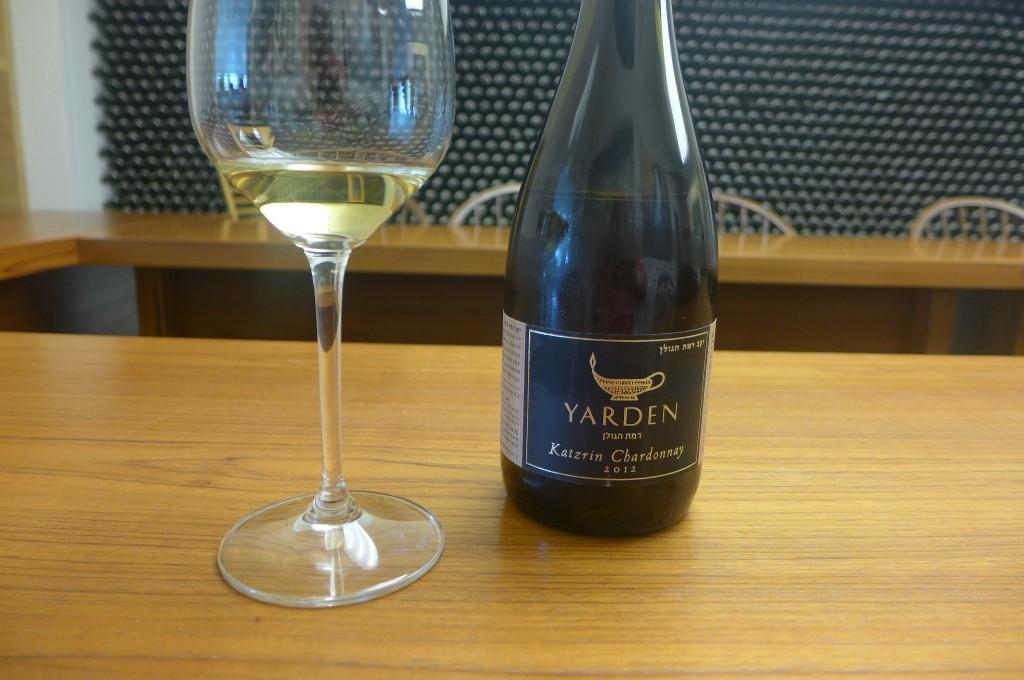 Katzrin Chardonnay © GP