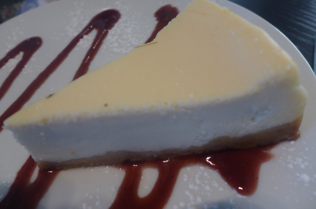 Cheese cake © GP