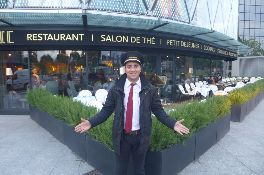 Eclectic, restaurant Paris 15e - les charmes d\'Eclectic | Rendez-vous