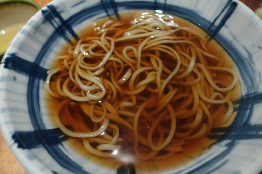 Soba en soupe © GP