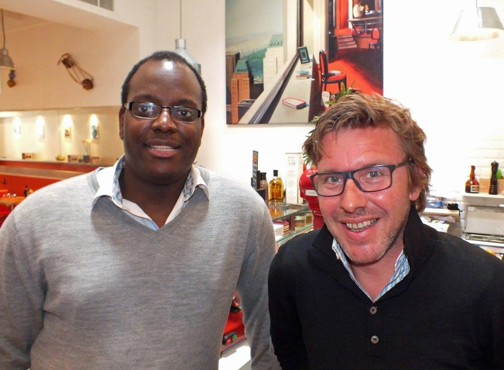 Mathieu et Lionel ©AA