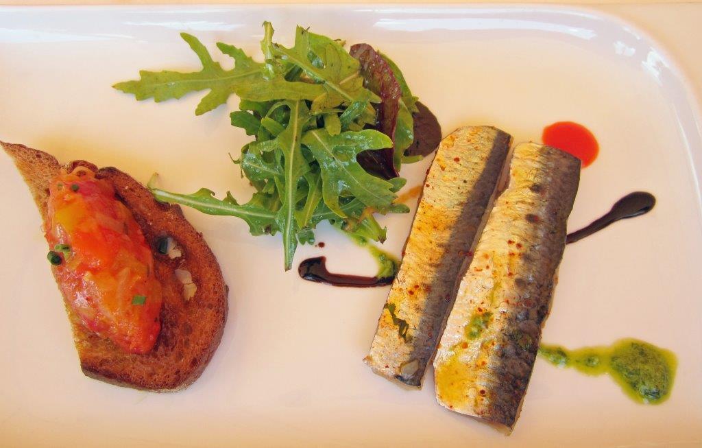 Sardines marinées © AA