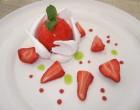 Vacherin aux fraises © AA