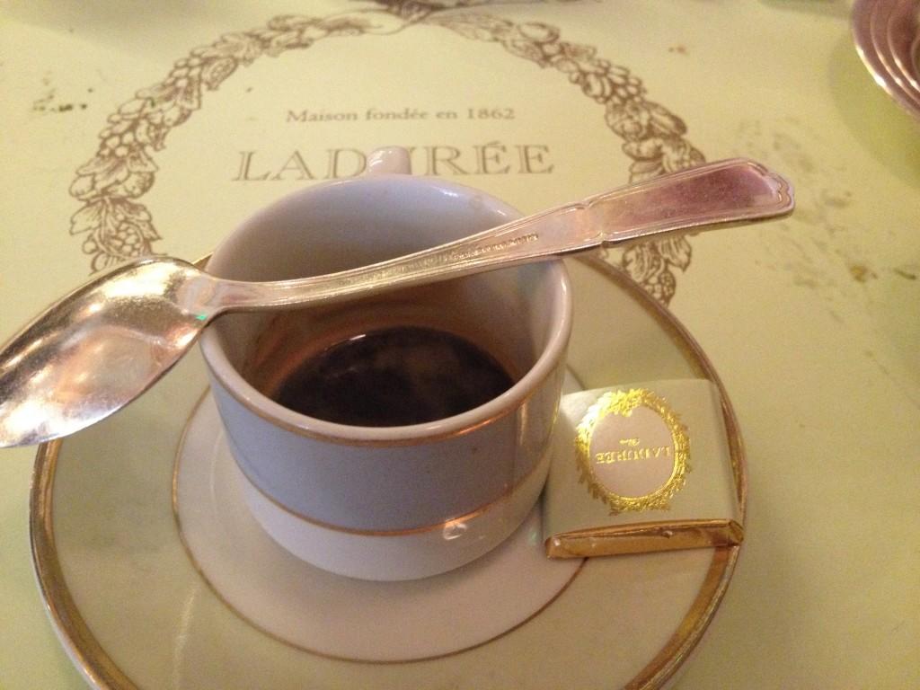 Le café © LS