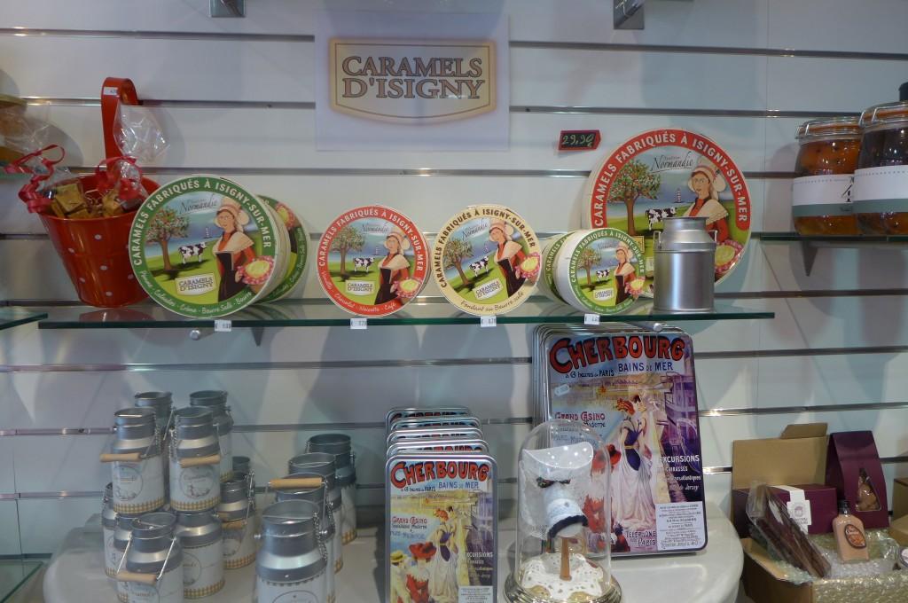 Caramels d'Isigny ©GP