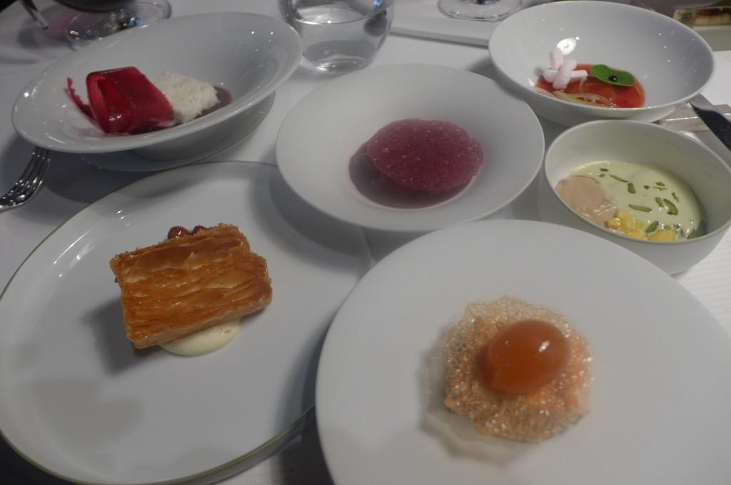 Grand dessert © GP