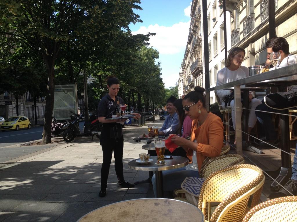 Cafe Le Lateral Paris