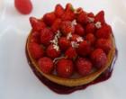 Tarte aux fraises des bois©GP