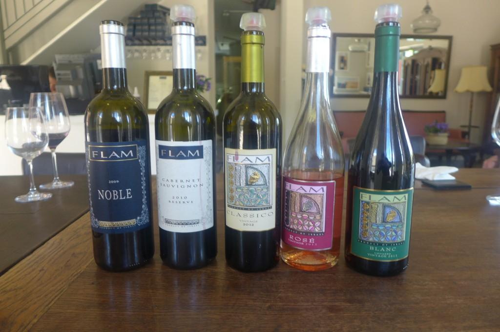 Les vins ©GP