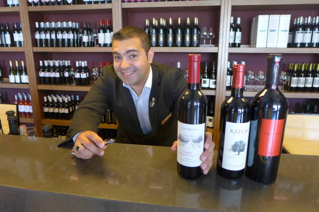 Au Wine Bar © GP