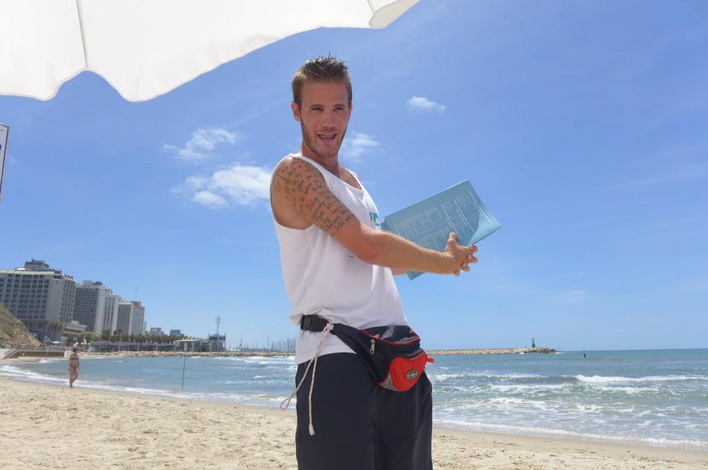 plages israel, Gordon beach, plage tel aviv