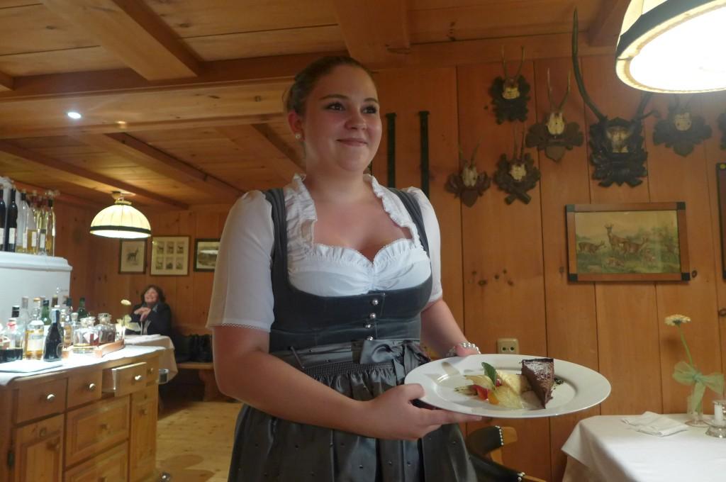 Service du dessert © GP