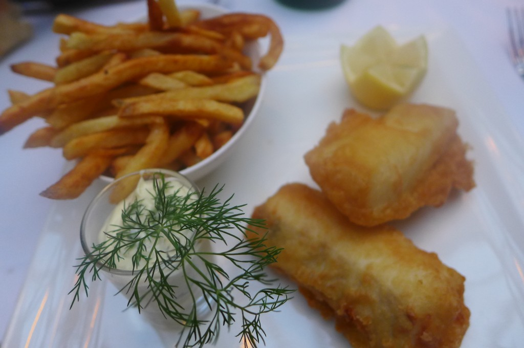 Fish & Chips © GP