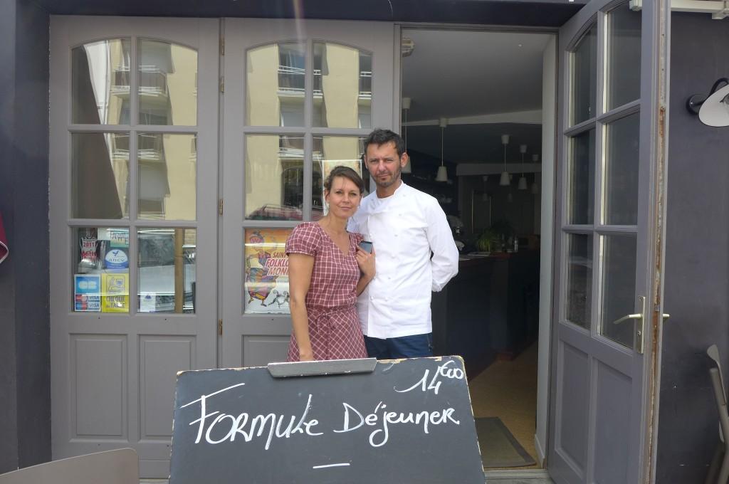 Nicolas Bourdon et Karine Cordeau ©GP