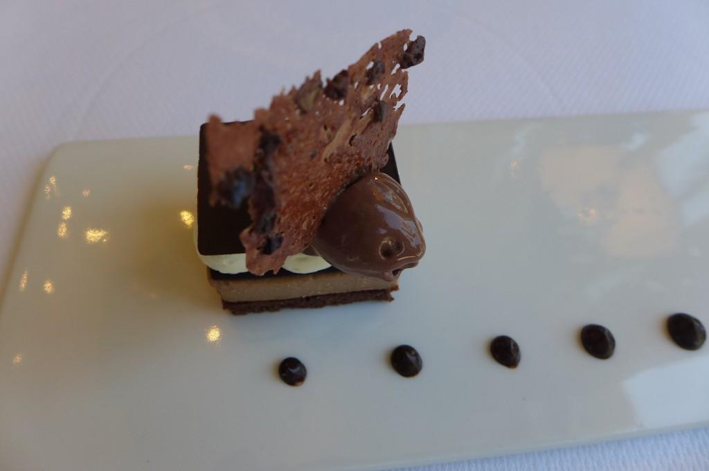 Chocolat noir à la fleur de sel ©GP