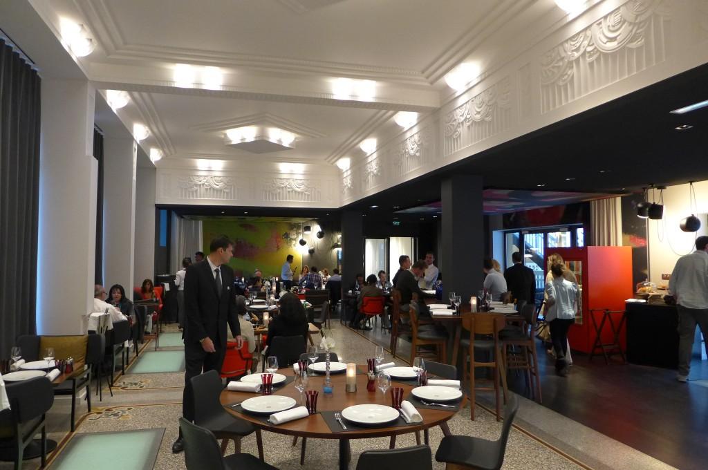 La salle de restaurant © GP