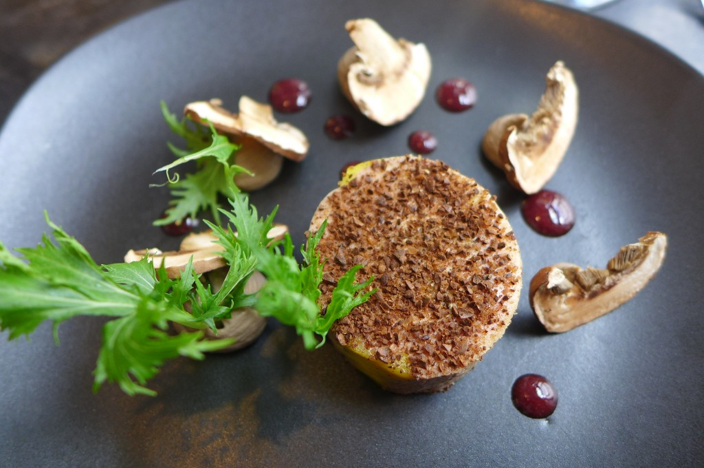 Foie gras mi-cuit ©GP