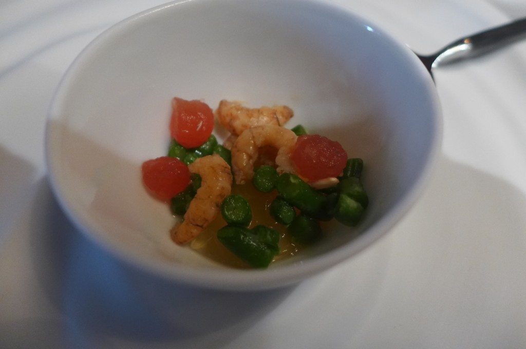 Mini crevettes © GP