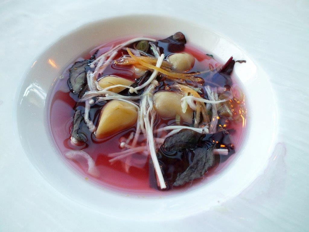 Ravioles de foie gras ©AA