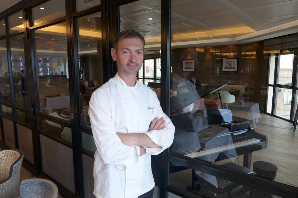 Restaurant Les 7 Mers 224 L H 244 Tel Du Nouveau Monde
